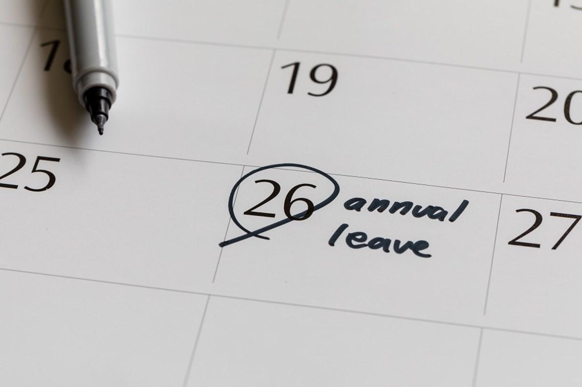 Annual Leave and the Coronavirus Crisis